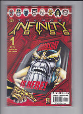 INFINITY ABYSS #1 VF/NM