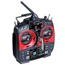 NEW Graupner MZ-24 Pro 12 Channel 2.4GHZ HoTT TX Red S1006.PRO