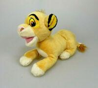 Der König der Löwen The Lion King Simba ca. 16 cm lang Disney Plüsch Figur