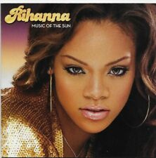 Music of the Sun by Rihanna CD Aug-2005 Def Jam USA