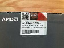 AMD Ryzen 7 1700 3.00 GHz Octa-Core Processor with Wraith Spire