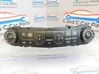 Mercedes CLS W219 HEATER CONTROL A/C AIR CON SWITCH PANEL 2198300585    1/4