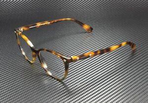 VERSACE VE3256 5264 Havana Demo Lens 52 mm Women's Eyeglasses