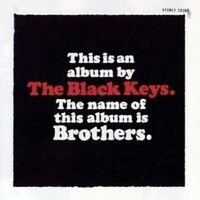 THE BLACK KEYS - BROTHERS - LP VINYL - NEW!!!