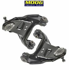NEW Chevy GMC 4WD / AWD Set of 2 Front Upper Control Arms with Ball Joint Moog