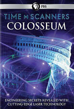 Time Scanners: Colosseum, New DVDs