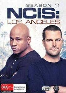 NCIS LA Complete Eleventh Season 11 DVD BRAND NEW AND SEALED Region 4