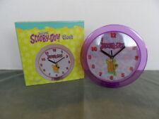 Scooby Doo Clock WB Gifto Inc 1788 Cartoon Network