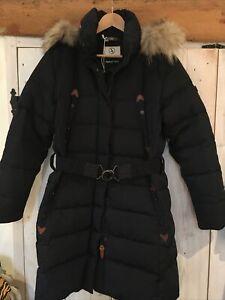 Aigle Blue Cuckmere Coat Size 42/14