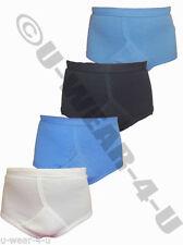 Unbranded Cotton Briefs Singlepack Underwear for Men