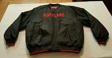 Maryland Terrapins Nike Men's 2XL black heavy basketball football jacket