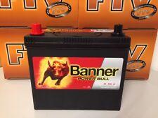 P4524 Banner Power Bull 45ah batteria auto 12v 45a 390a 013545240101