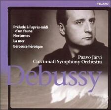 Debussy: Prelude to the Afternoon of a Faun / Nocturnes /  La Mer / Berceuse Her