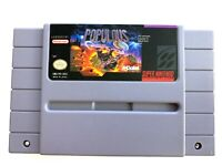 Populous - SNES Super Nintendo Game - Tested - Working & Authentic!