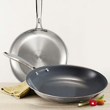 Member's Mark 2-Piece Tri-Ply Clad Fry Pan Set by Tramontina