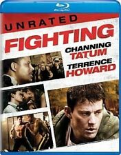 Fighting Blu-ray 2009 Channing Tatum 2 Disc Unrated Theatrical Version