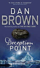 Deception Point by Dan Brown (Paperback) New Book