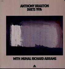 Braxton Anthony, Duets 1976 - with Muhal Richard Abrams Arista 4101 LP