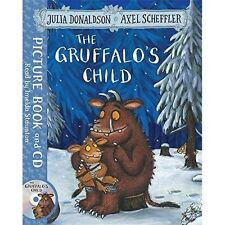 Gruffalo's Child Book and CD Pack; Donaldson Julia, 9781509815173, PANJDONALD