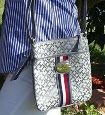Tommy Hilfiger-bolso bolso de mano bolso señora Shopper shoulder Bag gris x Body