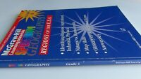 McGraw-Hill Spectrum Geography Regions of USA James Marran/Cathy Salter, Grade 4