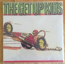 "Get Up Kids Sub Pop Singles Club 100 Copies Clear Vinyl 7"" Punk Emo 90s Mint New"