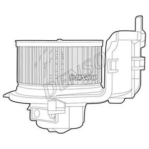 1 Innenraumgebläse DENSO DEA23015 passend für RENAULT