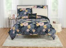 Floral Poppy Bed in a Bag Bedding Set Full Size Mainstays Sheet Set