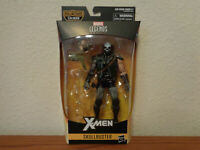 Marvel Legends Skullbuster X-Men Wave 4 Action Figure 6-Inch No Caliban BAF part
