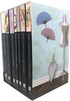 The Complete Novels Of Jane Austen Collection 7 Books Box Set Pride & Prejudice