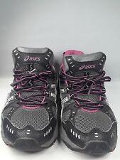 ASICS Womens Gel- Venture 3 Running Shoes A661012 FY  Gray/Black Sneaker Size 8