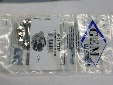 Gem Electronics 0401-T75TP F Terminators 75 Ohm Package of 10