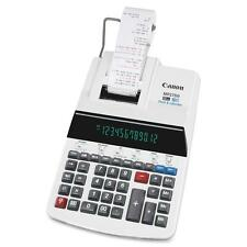 "Canon 12-Digit Calculator w/Printing 8-7/8""x13""x3"" Beige MP27DII"