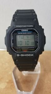 Casio G Shock , DW-5600E .