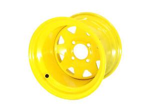 (1) Rear Wheel Fits John Deere ZTrak Pro Models Replaces TCA17309 TCA20130