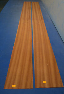 Mahagoni Streifer Sapeli Furnier Intarsien Modellbau Holz 2170