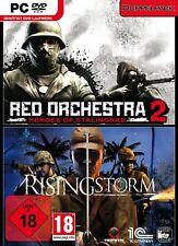 Red Orchestra 2-doble pack (PC, sólo la Steam key descarga código) no DVD