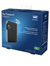 WD My Passport Wireless Network Drive - 1 TB
