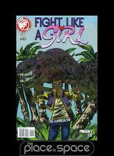 FIGHT LIKE A GIRL #1