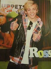 Ross Lynch, R5, Zayn Malik, One Direction, Double Full Page Pinup