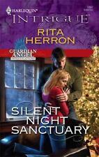 Silent Night Sanctuary (Harlequin Intrigue)