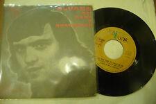 """ALVARO dei ROBY""""LO SAI CHE TI DICO DI SI-disco 45 giri UNIFUNK It 1976""""PROG.Ital"""