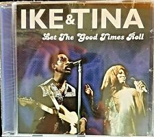 Ike & Tina Turner-Let The Good Times Roll-CD-Wrapped, new-EU import