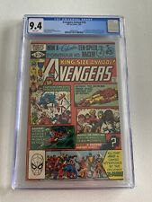AVENGERS ANNUAL #10 CGC 9.4 1st ROGUE and Madelyn Pryor X-MEN 1981 NM