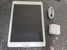 New Apple iPad Pro 256GB Wi-Fi Cellular 4G Unlocked 9.7 Silver MLQ72LL/A + More
