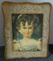 Vintage MELE Wood Jewelry Box Jewel Case Made in Japan Pre-owned