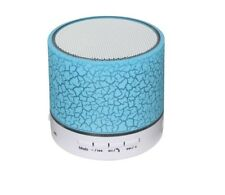 Bluetooth Portable Speaker Music Wireless Stereo Subwoofer LED Light SD card FM