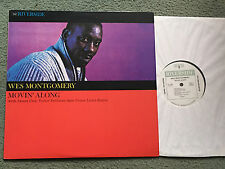 WES MONTGOMERY - MOVIN ALONG - US RIVERSIDE A1/B1 RE ISSUE  LP