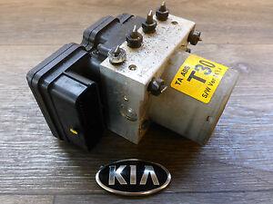 Kia Picanto II TA 2011- ABS Block + Steuergerät Hydraulikblock 15555km!!!
