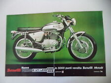 advertising Pubblicità 1973 MOTO BENELLI TORNADO 650 S